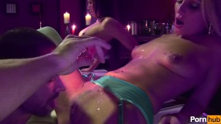 alexis silvers candlelight - Scene 4