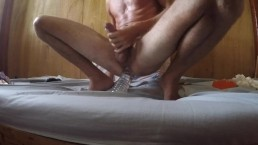 WOW MUST SEE !! HUGE CUMSHOT MASSIVE FULL BODY ANAL ORGASM