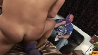 adulteration scene doggystyle busty