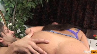 scene adulteration busty face