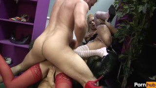 shoe sluts - Scene 1 Young and