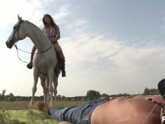 anal rancho girls 2 - Scene 2