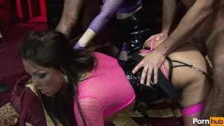 two timers 2 - Scene 7 Tits brunette