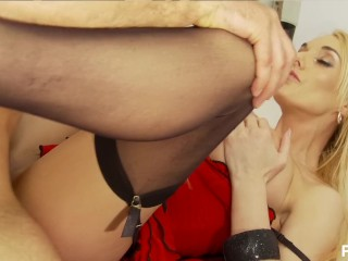 The Adult Video Experience Presents british heat – Scene 3