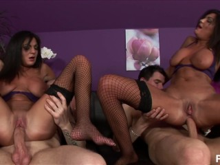 Video porn of orgy