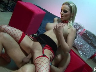 Tattood Porn Girls Fucking, industrial net- Scene 5 Big ass Big Dick Blonde Cumshot