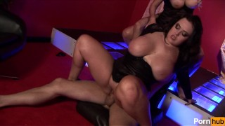 scene bar anal big threeway