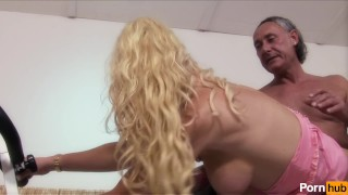 Workout porno  scene big british