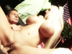 BEN DOVERS busty babes usa vol 2 - Scene 1