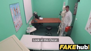 Fake Hospital Petite Italians insomnia solved via sex and cum swallowing Dildo tranny