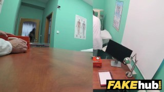 Fake Hospital Petite Italians insomnia solved via sex and cum swallowing Handjob anal