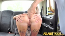 Fake Taxi Cheating brunette takes big cock in her tight ass