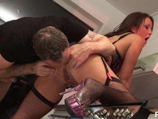 Where Is Kira Kener Now Fucking, charlee chases butt fucks- Scene 3 Brunette Hardcore MILF Pussy Lic