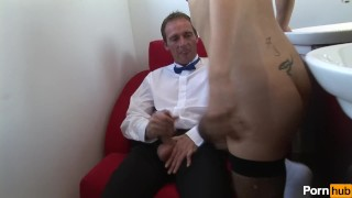 toilet trash vol 2 - Scene 3 Squirt squirting