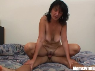 Teen Stripper Nude Mature Stepmom Has Sex With Her Horny Boy, Blowjob Cumshot Mature Milf