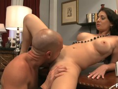 Wife gets gangbanged by hubby and his friends