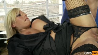 parking assistance - Scene 1 Blowjob public