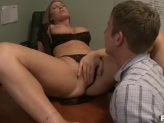 your hot mature woman - Scene 1