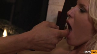 Fuck vol scene to  disk down shes blonde pussy