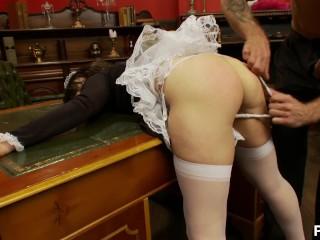 glam spank - Scene 2