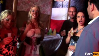 stacey sarans shampooed - Scene 7 Slut party