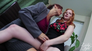 Lady detention syren de lucky fuck student mer fyre suck in teachers boobs 3some