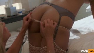 Scene anna lovatos  sprint tits boobs