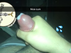 Nice Cum in snapchat mexico city, nudes