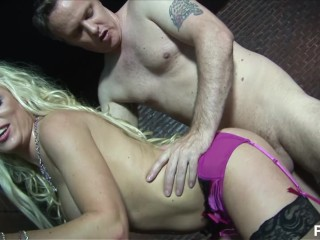 Mmf double creampie threesome