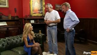 ben dovers knicker inspection - Scene 2 Orgasm female