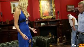 Scene ben knicker inspection  dovers doggy lingerie