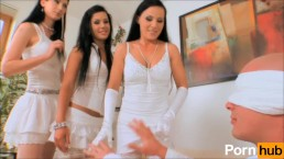 girls from prague metropolis white - Scene 4