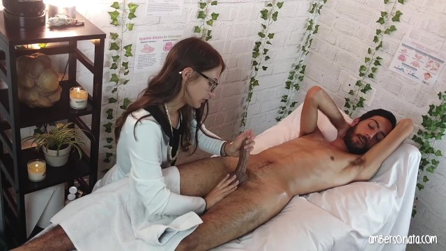 Hidden Cam Massage Salon