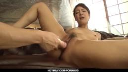 Sweet bedroom romance with Nana Ninomiya