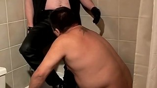 Chubby fucker Lycan gets pleasured by deviant twink Shadow Analsex gaygangsta.com