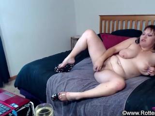 Webcam Short - Taboo Mother ALHANA WINTER Fucking Fantasy RP - PH Exclusive