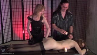 BDSM Edge Play Fire Play!