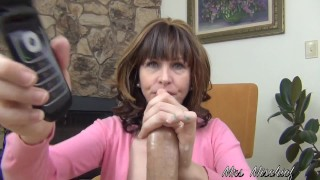 Your Son Just Came In (My Mouth)  oral creampie older woman point of view big cock family mom taboo fauxcest cougar mother pov taboo pov blowjob virtual blowjob mom son mom pov cum in mouth