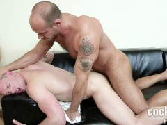 Jake Deckard and Kieron Ryan