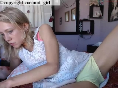 Wet panties skirt up coconut_girl1991_040217 chaturbate REC
