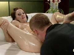 Milf Takes on Big Dick and Gets Blasted with CUM