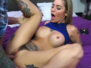 Preview 4 of Loving wife gets her pussy hammered by next door neighbor