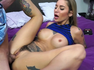 Preview 5 of Loving wife gets her pussy hammered by next door neighbor