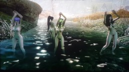 Skyrim xbox one nude dancing mod