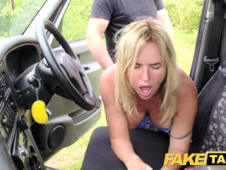 Porn Dildo Com Fake Taxi Mum With Big Natural Tits Gets Big British Cock, Big