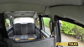 Fake Taxi Mum with big natural tits gets big british cock Cock big