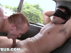 BAIT BUS - Navy Boy Toy Nick Toretto Gets Tricked by Steven Ponce (tbb7060)