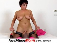 Moms anal adventure maria