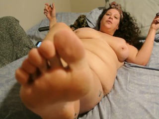 Toking And Feet For Ftsoles