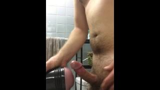 Fucking my fleshjack to porn
